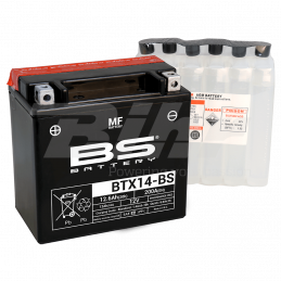 Batería BS Battery BTX14-BS