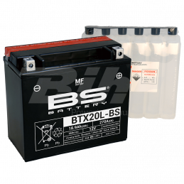 Batería BS Battery BTX20L-BS