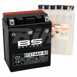 Batería BS Battery BTX14AH-BS